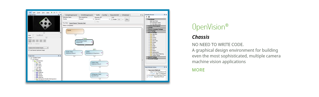 OpenVision :: Visics